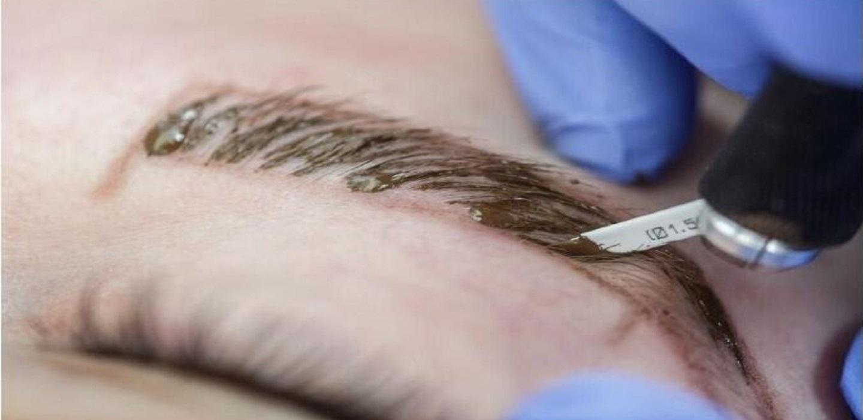 Microblading for Eyebrows